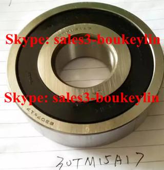 6307A17 Deep Groove Ball Bearing 30x80x21mm