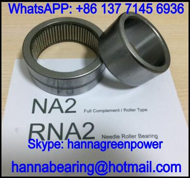 NA2105 Full Complement Needle Roller Bearing 105x140x32mm