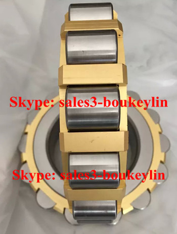 RN 2220 M Cylindrical Roller Bearing 100x163x46mm