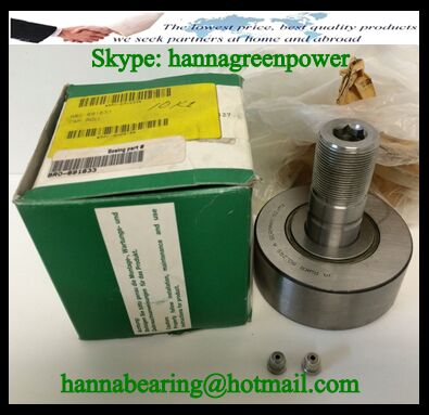 PWKR90-2RS Cam Follower Bearing 30x90x100mm