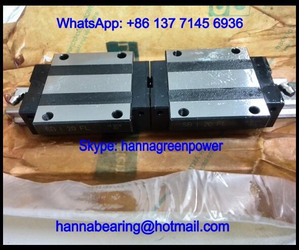 SBI20FL-C-K1 Linear Guide Block / Linear Motion Bearing 63x78.8x30mm