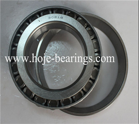 30218 tapered roller bearing size 90mmx160mmx32.5mm