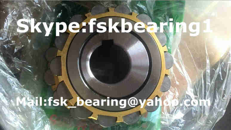 250712202 Cylindrical Roller Bearing 15X40X14mm