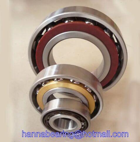 7308BECBP Single Row Angular Contact Ball Bearing
