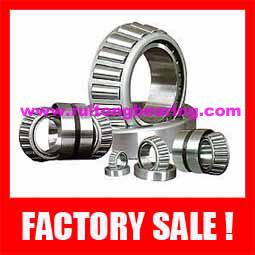 32004X, tapered roller bearing 32004, 20X42X15mm