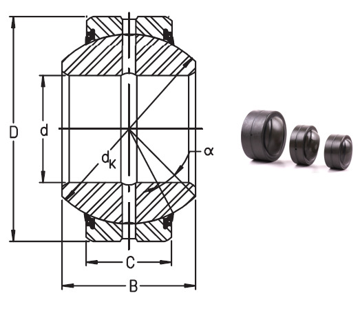 GE15FO2RS bearings Manufacturer, Pictures, Parameters, Price, Inventory status.