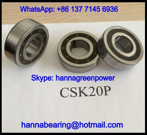 CSK25-P-2RS One Way Clutch Bearing / Sprag Freewheel Backstop 25x52x20mm