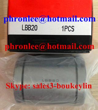 LMB4UU Linear Ball Bearing 6.35x12.7x19.05mm