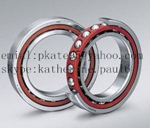 7009AC HQ1 P2 DBL angular contact ball bearing 45x75x16mm