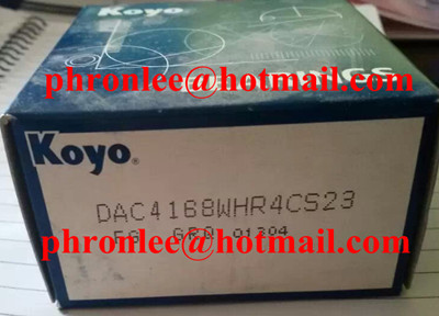 DAC387240 Auto Wheel Hub Bearing 38x72x40mm