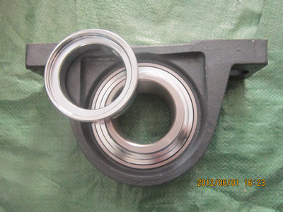Pillow block bearing SY7/8TF/AH Insert bearing with housing SY7/8WF