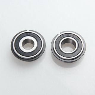 99502H with snap ring bearing for Lawnmower, Mower spindle, Go Karts, Mini Bikes