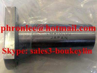 LMH10LUU Flanged Linear Bearing 10x19x55mm