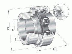 UC201-8 bearing
