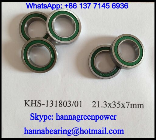 KHS131803/01 Blow Molding Machine Ball Bearing 21.3*35*7m