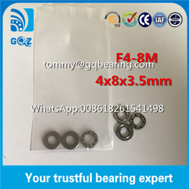 F4-8 Miniature Thrust Ball Bearing for RC Helicopter