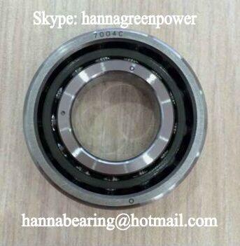 7004C Angular Contact Ball Bearing 20x42x12mm