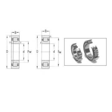 NJ2316E+HJ2316E Cylindrical Roller Bearing