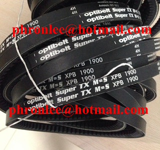 XPA2607(9420-12607) Metric-Power V-Belts