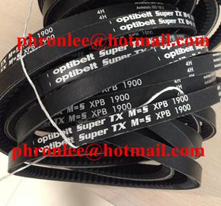 XPB2410(9421-12410) Metric-Power V-Belts