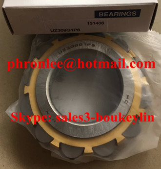 UZ309P6 Eccentric Bearing 45x86.5x25mm