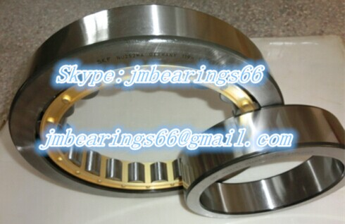 NU326ECML Insulated Cylindrical Roller Bearing 130x280x58mm