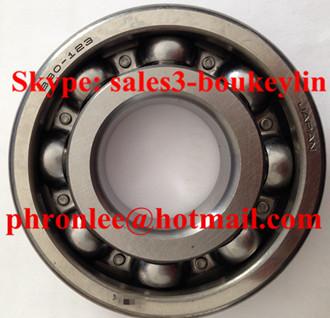 2J-SC03A57LLVACS12 Deep Groove Ball Bearing 17x52x21mm