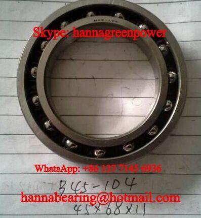 B45-111E Deep Groove Ball Bearing 45x105x20mm