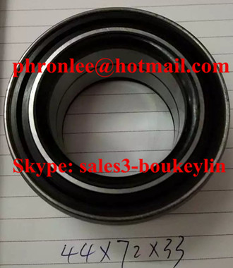 44x72x33mm Deep Groove Ball Bearing 44x72x33mm