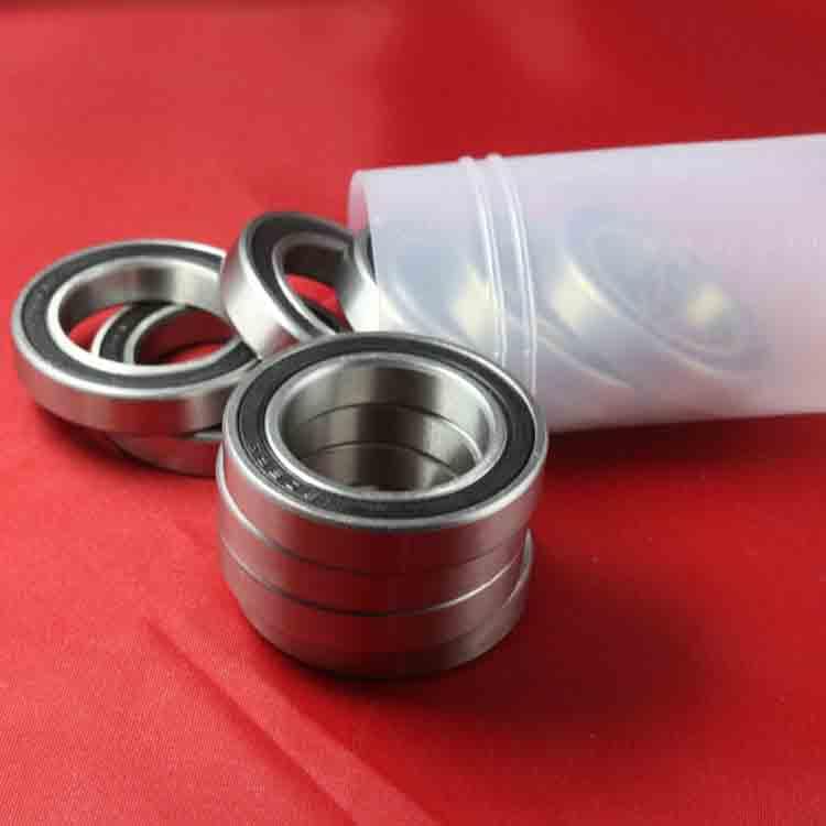 6202-2RS Deep groove ball bearing 15x35x11mm