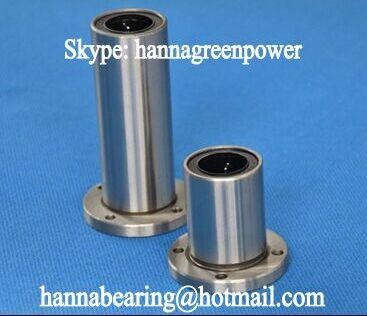 LMEF12L Flange Linear Ball Bearing 12x22x61mm