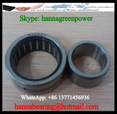 NA4905-2RSR Needle Roller Bearing 25x42x17mm