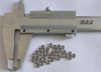 Stainless steel Miniature bearing S681