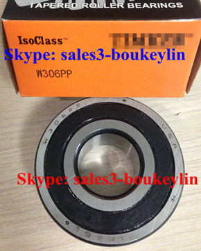 W319PP Wide Row Ball Bearing 95x200x77.78mm