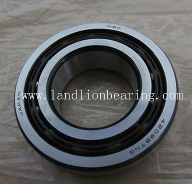 4209B angular contact ball bearings 45*85*30.2