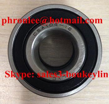 CSA 002F Insert Ball Bearing with Eccentric Collar 15x35x15.9mm