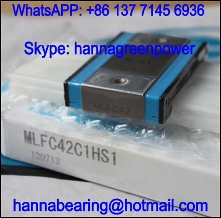 MLFC14C1HS1 Linear Guide Block / Linear Way 25x22.5x9mm
