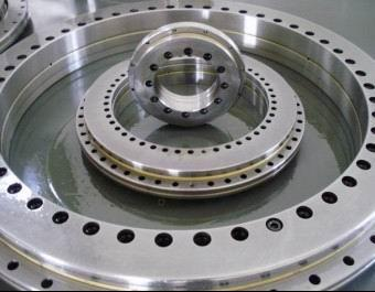 YRT100 rotary table bearing