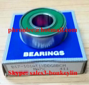 B17-101 Deep Groove Ball Bearing 17x52x16mm