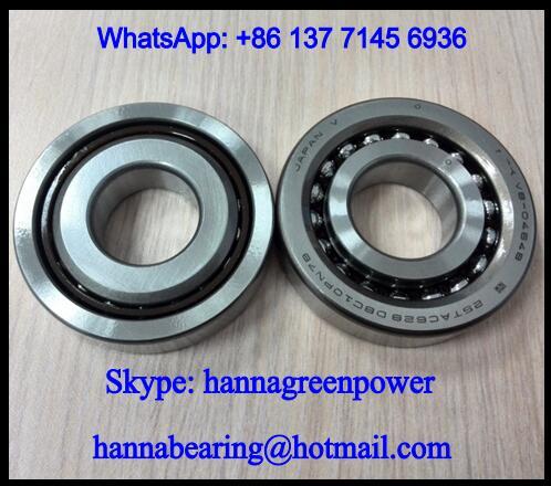 55TAC120BDFC10PN7A Ball Screw Support Ball Bearing 55x120x40mm