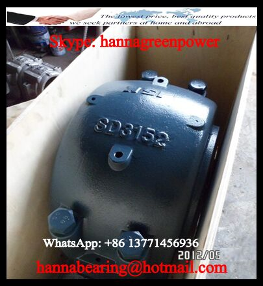 SD3136 Split Plummer Block Housing 160x300x318mm