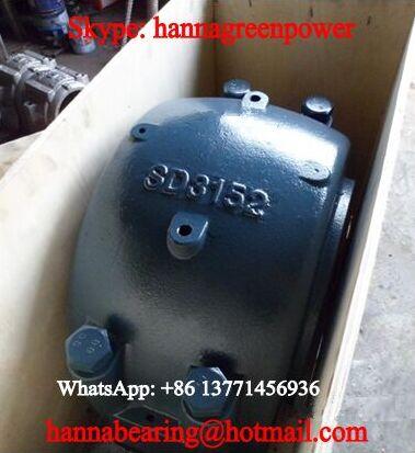 SD3148 Split Plummer Block Housing 220x400x388mm