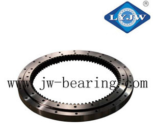013.45.1600 geared excavator ball slewing bearing