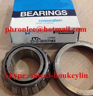 EC0-CR-08A76STPX1 Tapered Roller Bearing 41.275x82.55x22/23mm
