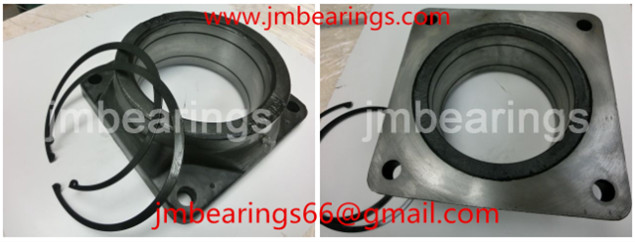 FYNT90L Flanged roller bearing 90x92x198mm