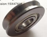 608ZZV2.5-120 guide roller bearing