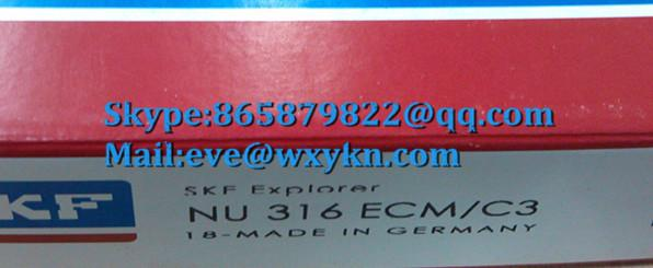 NU316ECM bearing 80x170x39mm