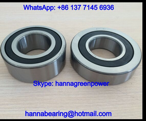 6210VVT1X Ceramic Ball Bearing / High Speed Motor Bearing 50*90*20mm