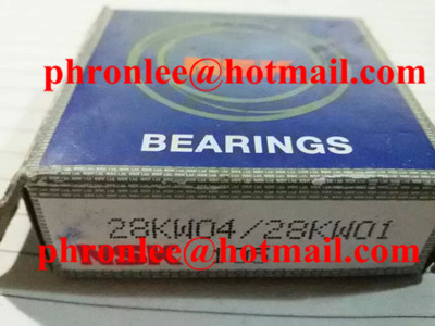 28KW01 Tapered Roller Bearing 28x50.292x16.67mm