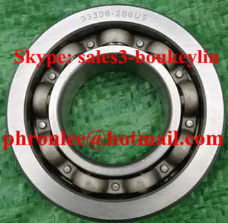 93306-206U5-00 Deep Groove Ball Bearing 32x66x16mm
